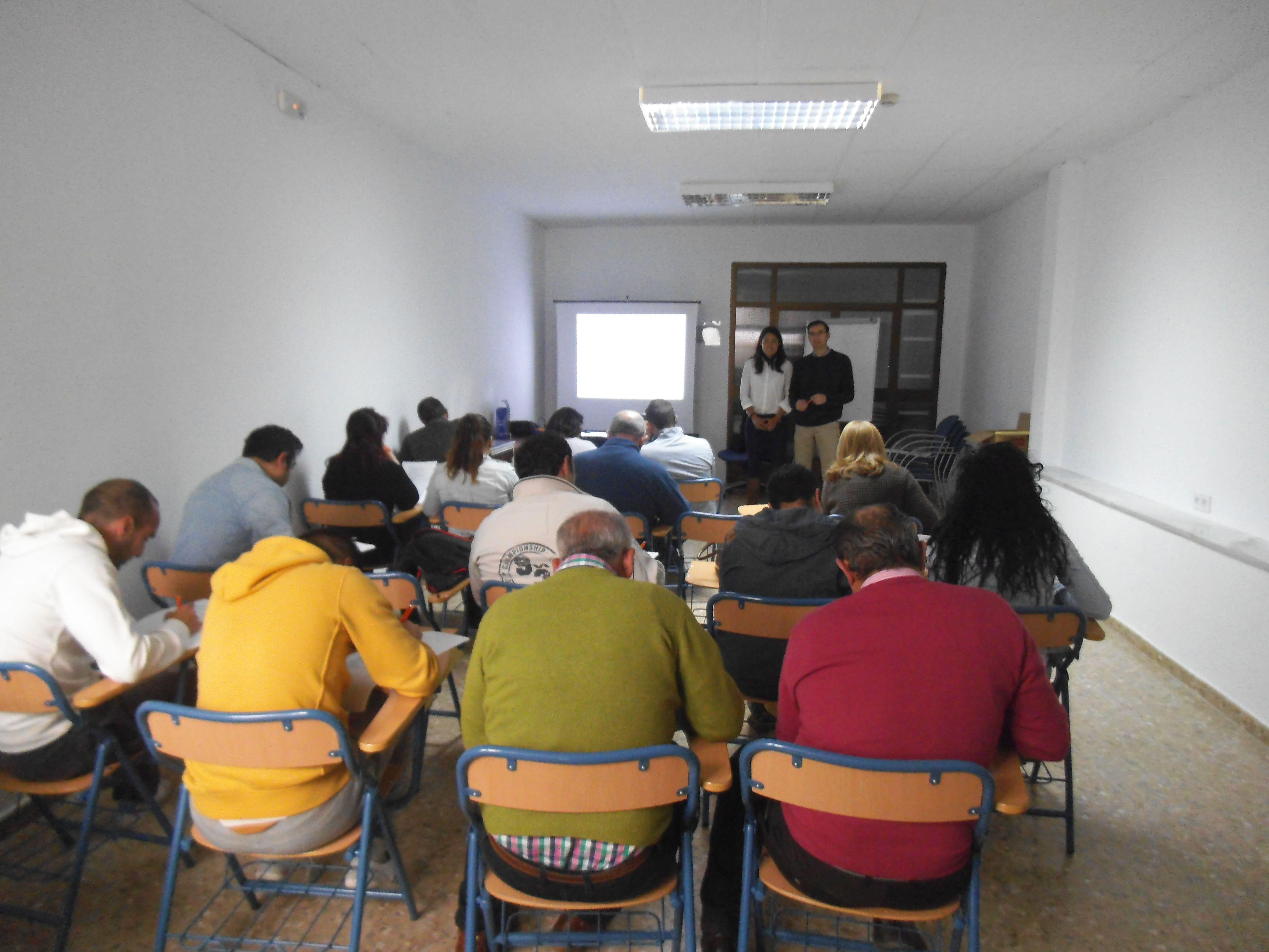 foto general curso Luque